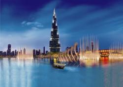 The-Dubai-Fountain-Lake-Ride