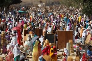 Monday Market. Keren. Eritrea. Africa