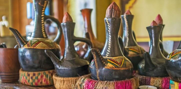 Asmara coffe pots