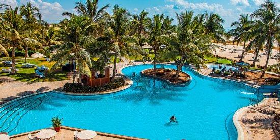 Hilton Salalah pool